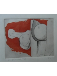 Study for Sculpture by Bernard Meadows