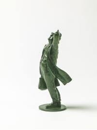John Betjeman Maquette by Martin Jennings