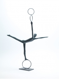 Acrobat I by Terence Coventry