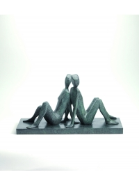 Couple III by Terence Coventry