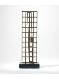 Bronze Piece I by John Hoskin