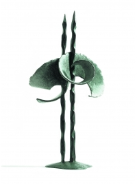 Thornflower Maquette by Charlotte Mayer