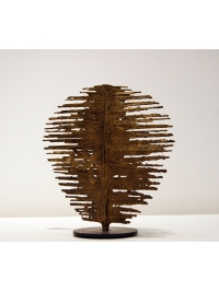 Leaf Form by Charlotte Mayer