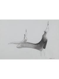High Wind by Lynn Chadwick