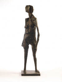 Study for Turning Woman by Ralph Brown