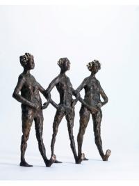 Three Sisters by Sue Freeborough