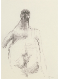 Study for Boxer II by Ralph Brown