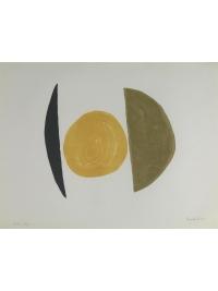 Moon Series D by Lynn Chadwick