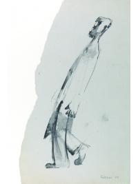 Walking Man by George Fullard