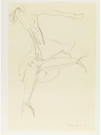 Dancing Woman by George Fullard