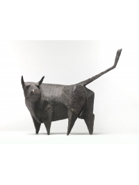 Turning Bull by Terence Coventry