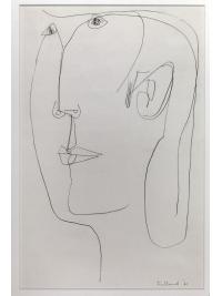 Head 1961 by George Fullard