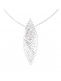 Pendant by Halima Cassell