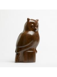 Owl I by Anita Mandl