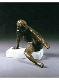 Bather Maquette by Ralph Brown