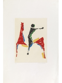 Marino Marini: A Sculptor's Prints