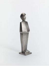 Silver Watcher by Terence Coventry
