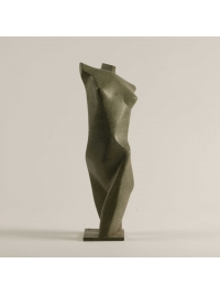 Female Torso Maquette by Terence Coventry