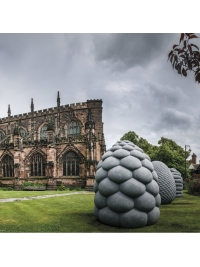 Fructus by Peter Randall-Page