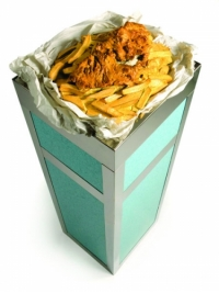 Cod 'n Chips by Abigail Fallis
