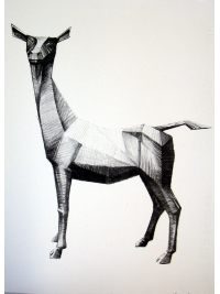Goat I by Terence Coventry