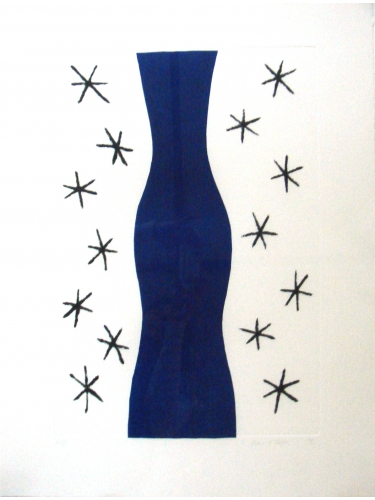 Figure with Stars