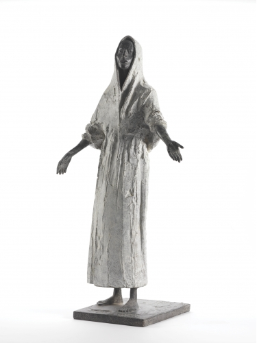 Shrouded Figure I