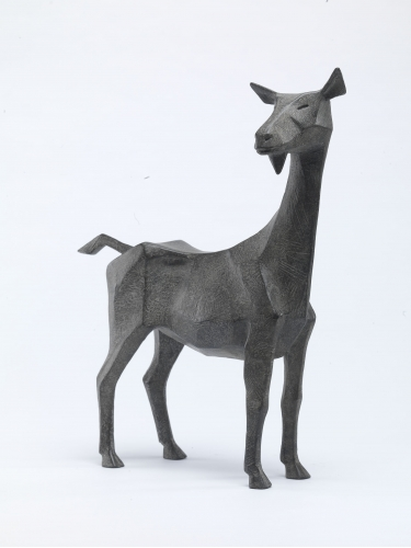 Goat I Maquette