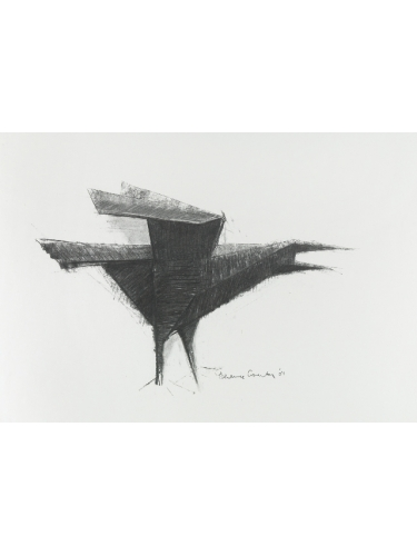 Study for Avian Form