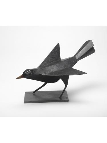 Listening Blackbird