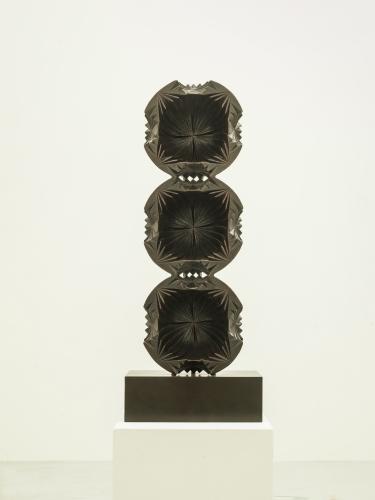 Crystalline Tower (Black)