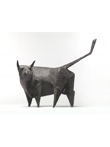 Turning Bull