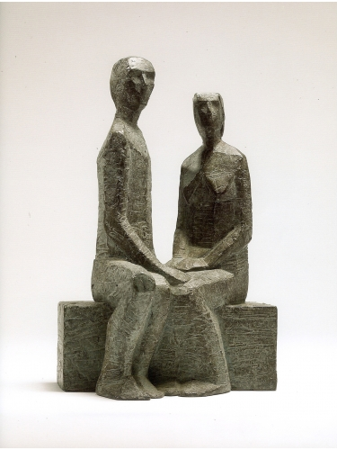 Couple II Maquette