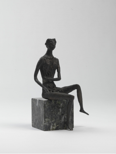 Seated Girl 1