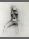 Seated Nude by Reg Butler