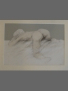 Nude Study by Ralph Brown