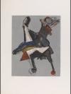 Marini from Shakespeare I Plate II by Marino Marini