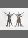 Chromosomal Dance by Sue Freeborough