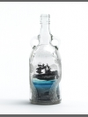 Ship in a Bottle by Victoria Collins