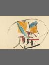Abstracted Head by George Fullard