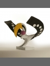 Displaying Hornbill by Jonathan Kingdon